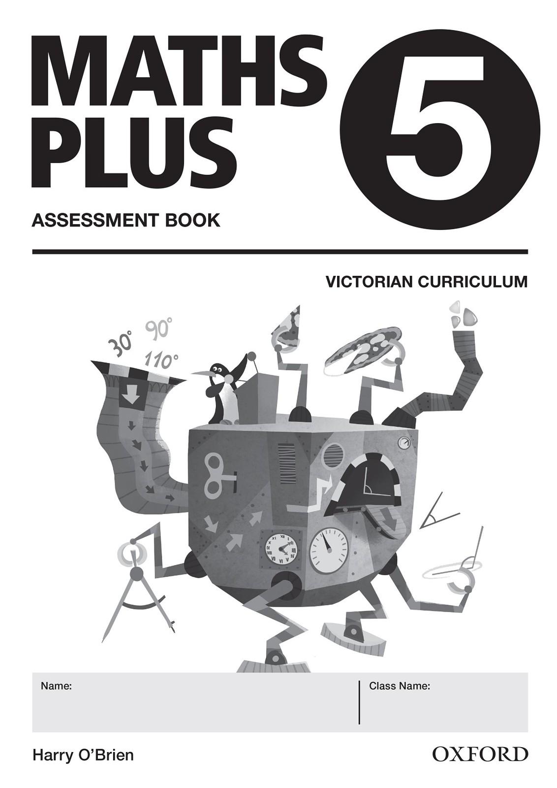 Maths Plus Victorian Curriculum Edition - Student ...