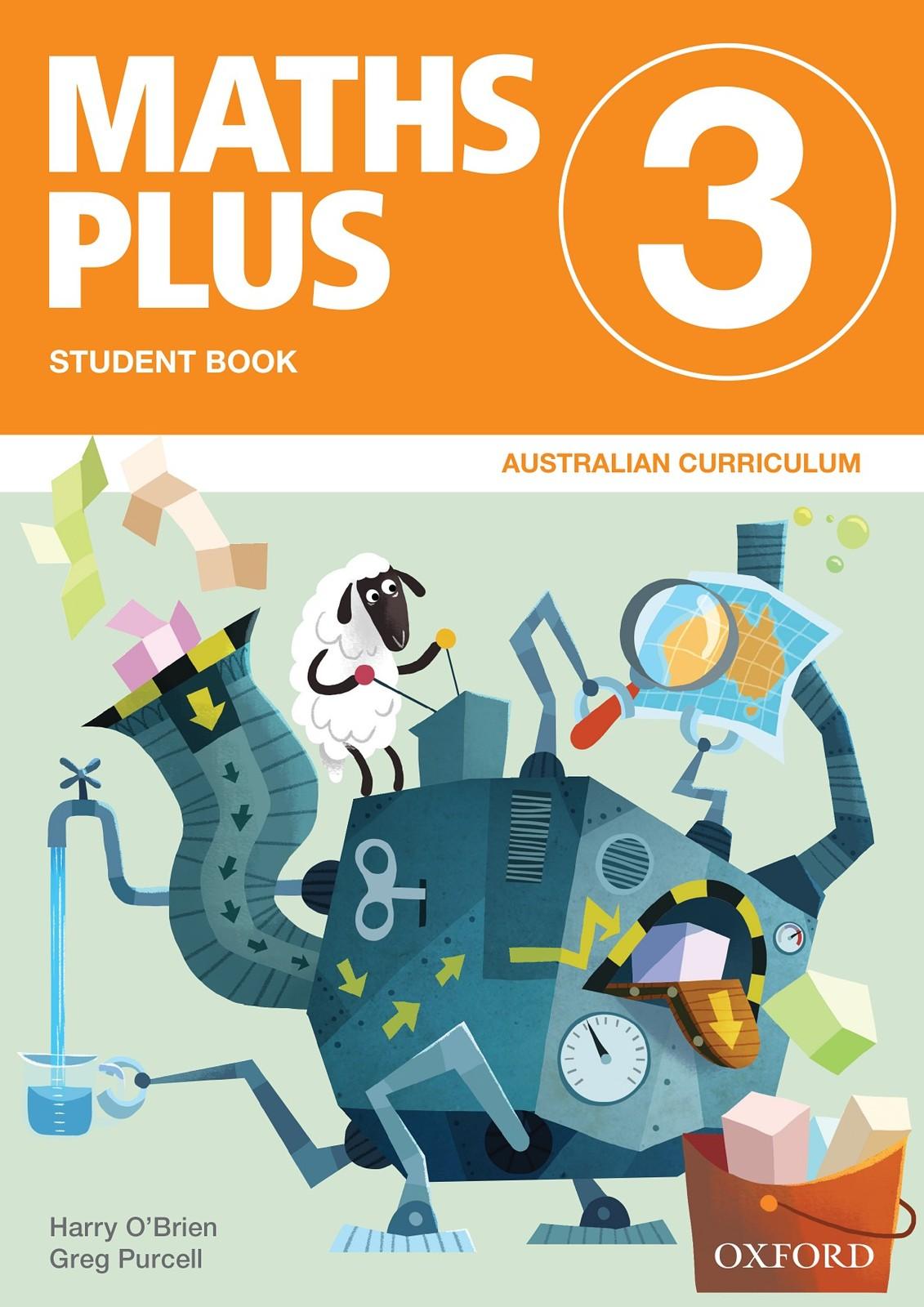 Maths Plus Australian Curriculum Edition - Student & Assessment Book ...