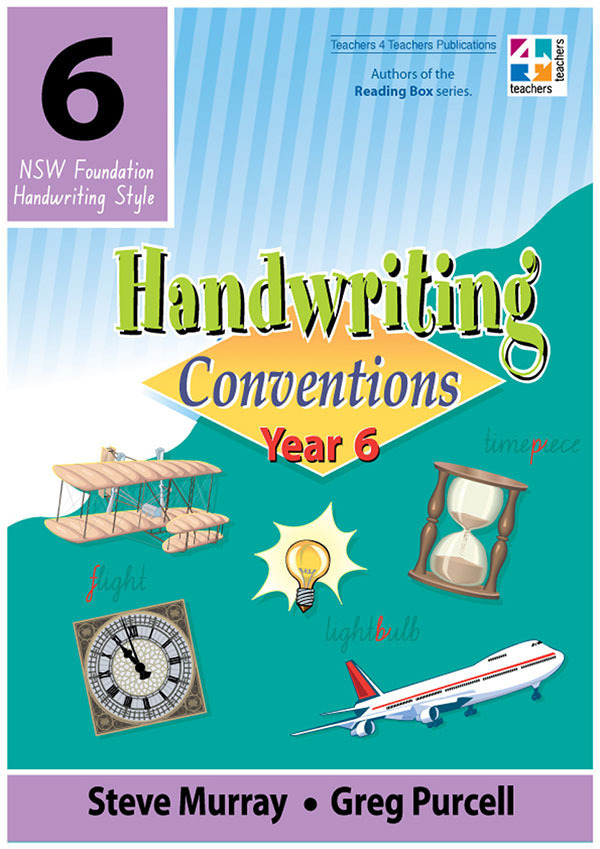 Handwriting conventions nsw year 6 teachers 4 teachers handwriting conventions nsw year 6 fandeluxe Image collections
