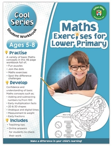 Cool Maths Exercises For Lower Primary - Gillian Miles Educational ...