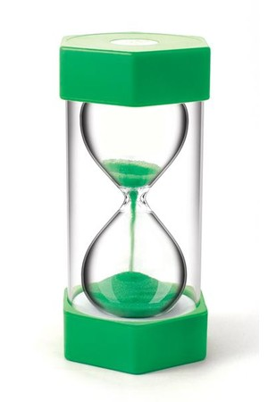 Sand Timer - Giant 1 Minute (Green)