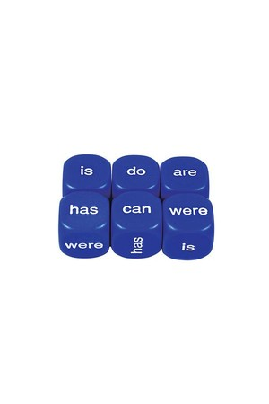 Dice - Helping Verbs: Present (16mm)