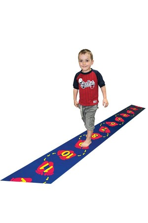 Step Along - Counting Mat
