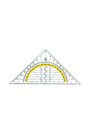 Set Square - Protractor