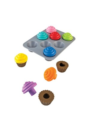 Smart Snacks - Sorting Cup Cakes