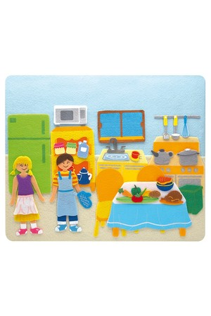 Kitchen - Felt Creations