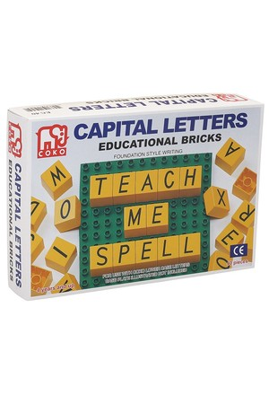 COKO - Capital Letters (40 Pieces)