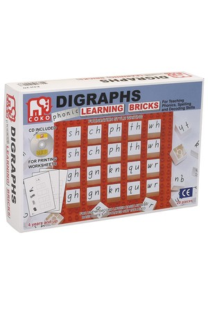 COKO - Digraphs (20 Pieces)