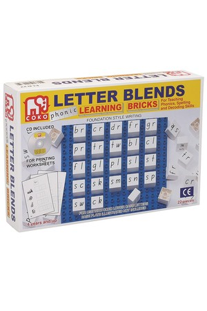 COKO - Letter Blends (22 Pieces)
