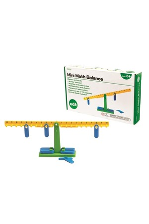 Mini Maths Balance - Set of 10