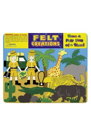 Safari - Felt Creations