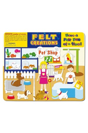 Pet Shop - Felt Creations