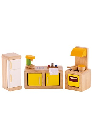 All Seasons Dollhouse - Modern Kitchen