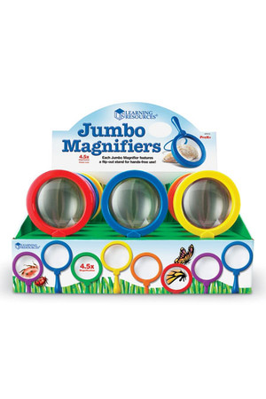 Jumbo Magnifier - Set of 12