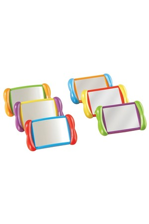 Look at Me Mirrors - Set of 6