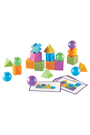 Mental Blox Critical Thinking Activity Set