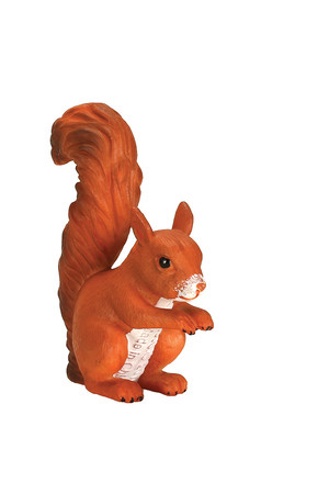 Squirrel - Standing (Small)