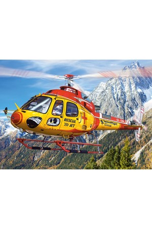 260 Piece Puzzle - Helicopter Rescue