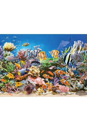 260 Piece Puzzle - Colours of the Ocean