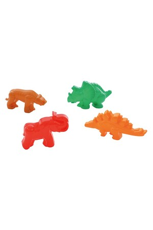 Prehistoric Sand Forms - Set of 4