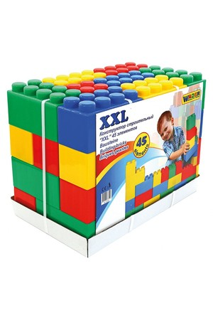 Building Bricks XXL - 45 pieces
