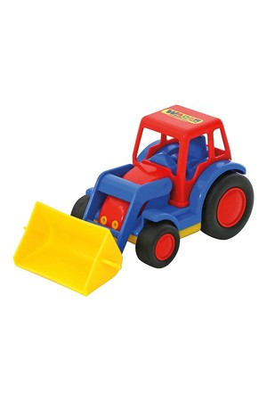 Basic Tractor with Shovel
