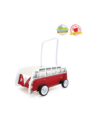 Classical Bus T1 Walker - Red