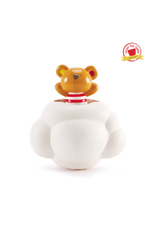 Little Splashers Pop-Up Teddy Shower Buddy
