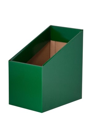 Book Box (Pack of 5) - Dark Green