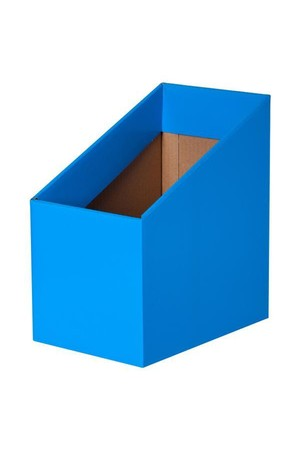 Book Box (Pack of 5) - Fluoro Blue
