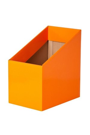 Book Box (Pack of 5) - Fluoro Orange