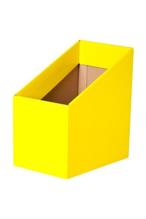 Book Box (Pack of 5) - Fluoro Yellow