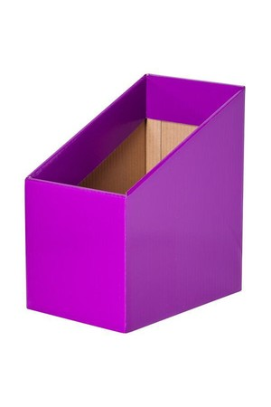 Book Box (Pack of 5) - Purple