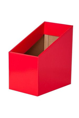 Book Box (Pack of 5) - Red