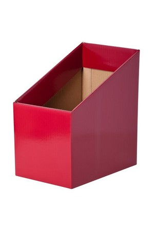 Book Box (Pack of 5) - Ruby