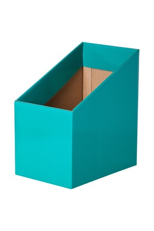 Book Box (Pack of 5) - Turquoise