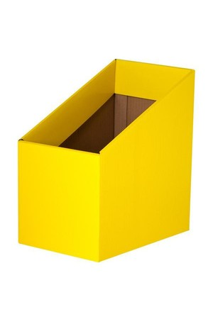 Book Box (Pack of 5) - Yellow