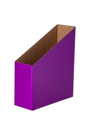 Magazine Box (Pack of 5) - Purple