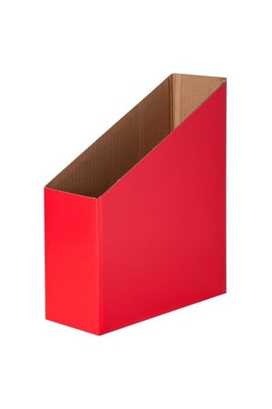 Magazine Box (Pack of 5) - Red