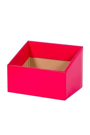 Reading Box (Pack of 5) - Fluoro Magenta