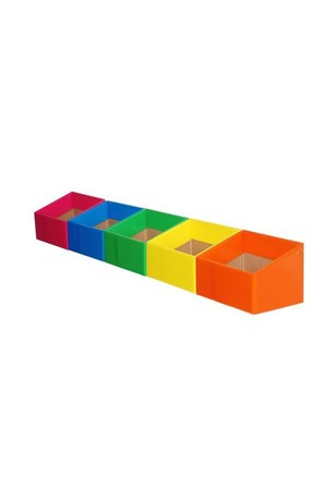 Reading Box - Fluoro Pack 5