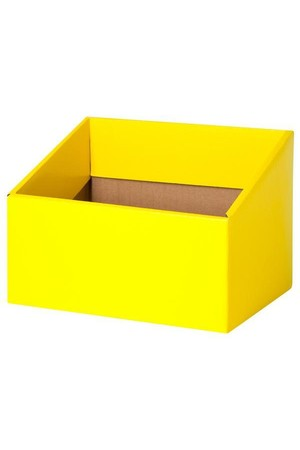Reading Box (Pack of 5) - Fluoro Yellow