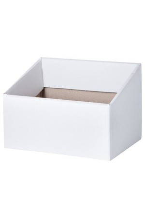 Reading Box (Pack of 5) - White