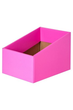 Story Box (Pack of 5) - Fluoro Pink