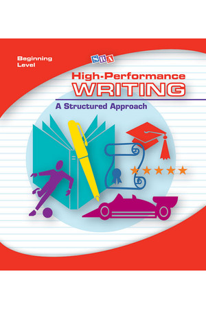 High-Performance Writing - Beginning Writing (Grades 1-2): Complete Package
