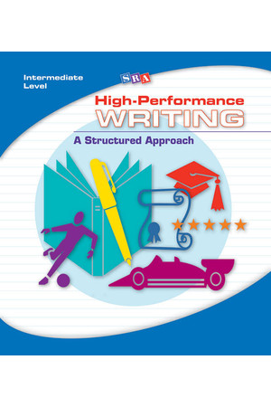 High-Performance Writing - Intermediate Writing (Grades 3-4): Persuasive Writing