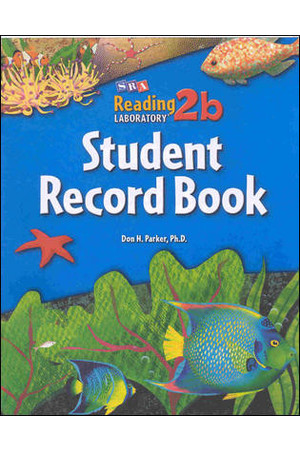Reading Laboratory 2B - Additional Student Record Books (Pkt of 5)