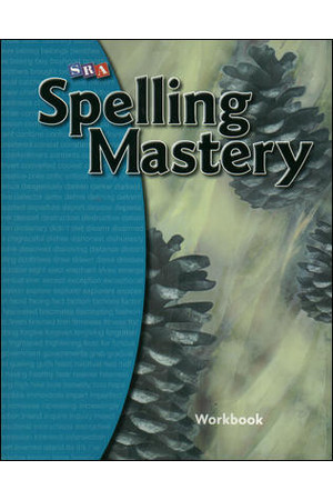Spelling Mastery - Level E (Grade 5): Student Workbook