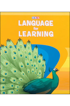 Language For Learning - Language Activity Masters: Book 2