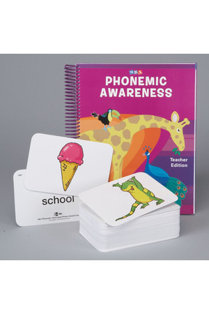 Phonemic Awareness - Additional Picture Sound Cards